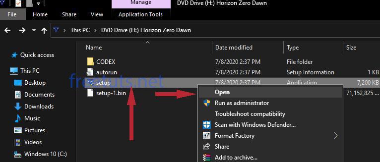 horizon zero dawn setup 2 jpg