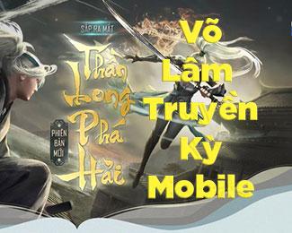 Chi tiết bản cập nhật Thần Long Phá Hải trong VLTK Mobile