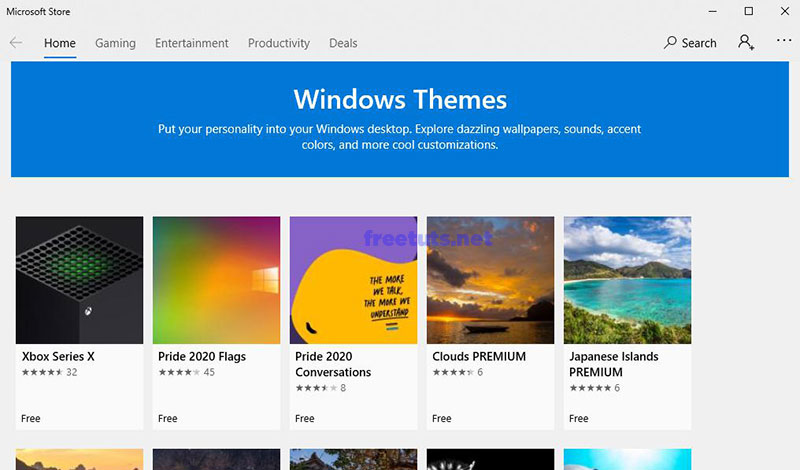 cai dat theme windows 10 2 jpg