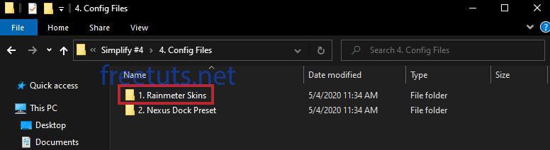 cai dat theme windows 10 simplify4 19 jpg