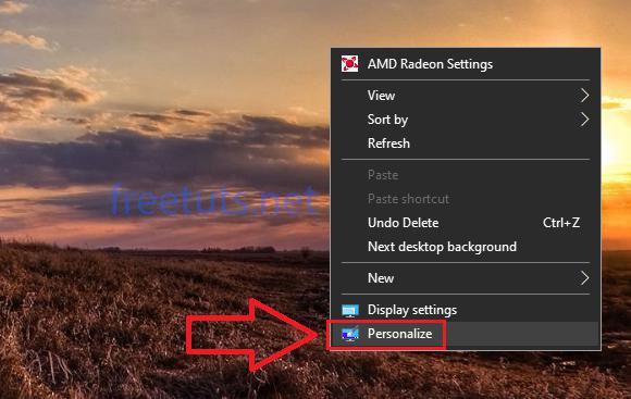 cai dat theme windows 10 jpg