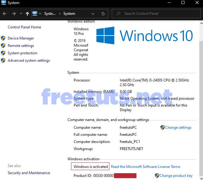 huong dan active windows 7 8 10 mien phi 4 jpg