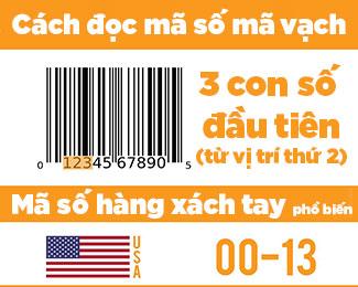 Mã vạch là gì? Danh sách mã vạch các nước dùng để kiểm tra hàng hóa