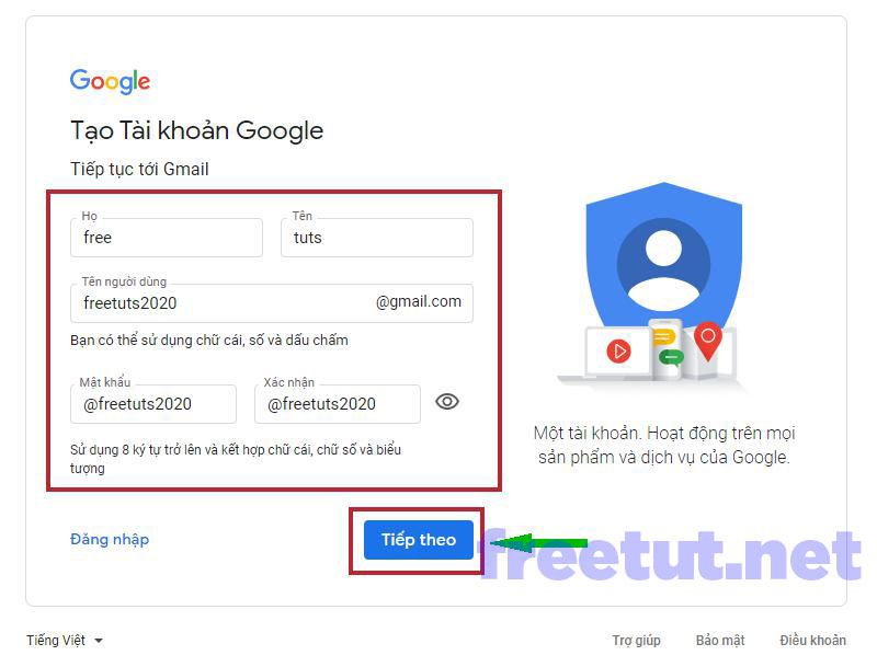cach dang ky gmail 3 jpg