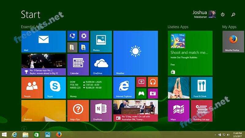 lich su menu start windows 8 jpg