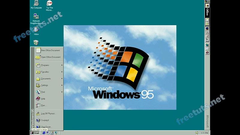 lich su menu start windows 95 jpg
