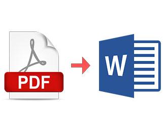 Cách chuyển file PDF sang Word: Chuyển đổi online và phần mềm