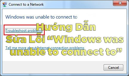sua loi windows was unable to connect to windows 7 windows 10 jpg
