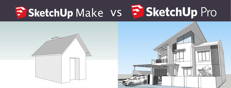 sketchup make vs sketchup pro jpg