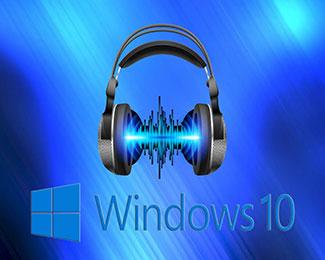 Cách bật âm thanh hệ thống trên Windows 10
