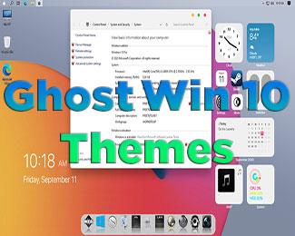 Tải Ghost Win 10 Pro 2004 No Soft và Win 10 Pro Themes chuẩn 2020