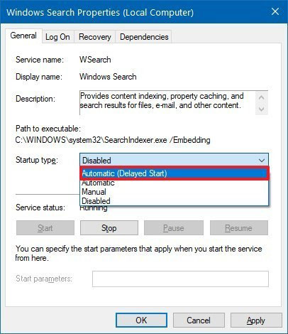 21 enable search service windows 10 jpg