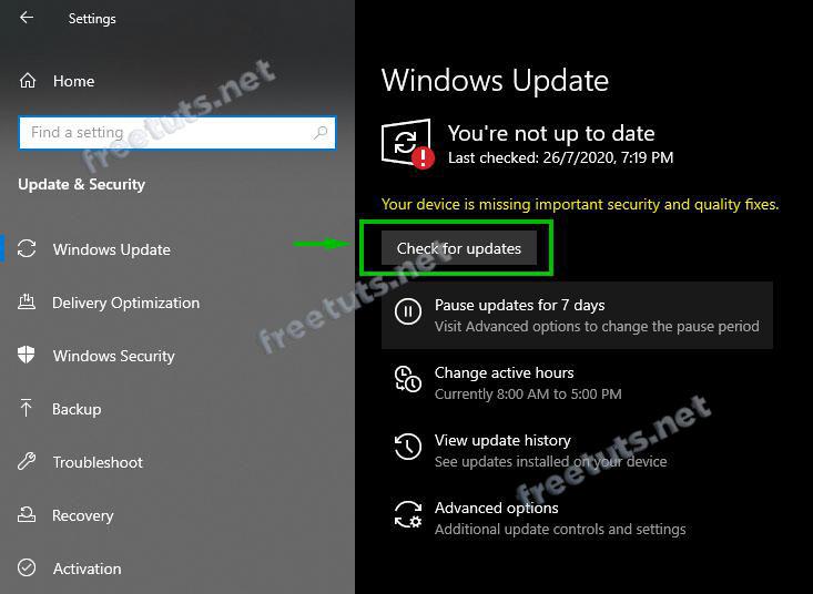 upadate Windows 1 jpg