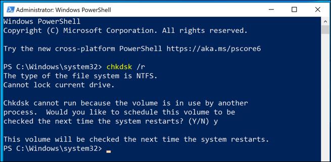 7 Windows chkdsk png