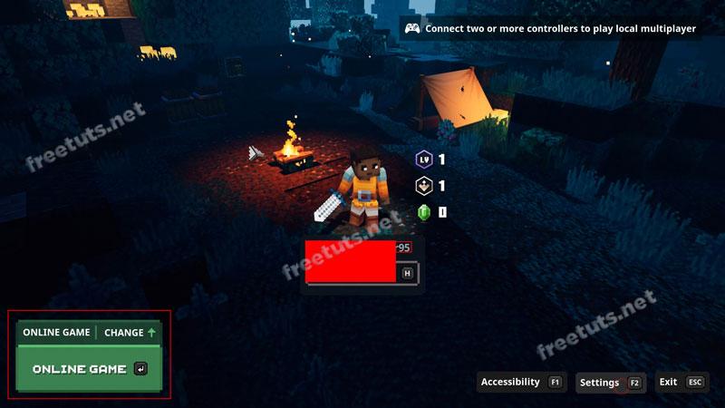 huong dan cai dat minecraft dungeons 4 jpg
