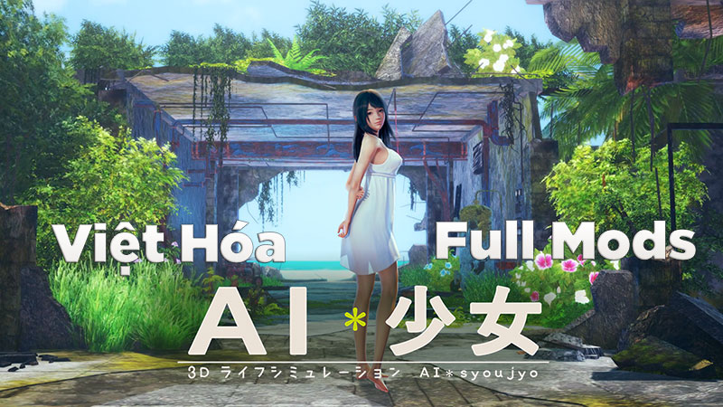 download AI Shoujo AI Girl R6 1 Viet Hoa Full Mods jpg