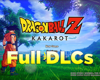 Tải game Dragon Ball Z Kakarot A New Power Awakens Full DLCs miễn phí