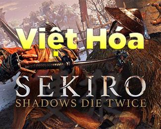 Tải game Sekiro Shadows Die Twice Việt Hóa Update v1.03 Full Miễn Phí