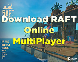 Download RAFT Update 11 Online Multiplayer Miễn Phí