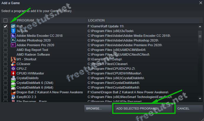 add game vao library steam 4 jpg