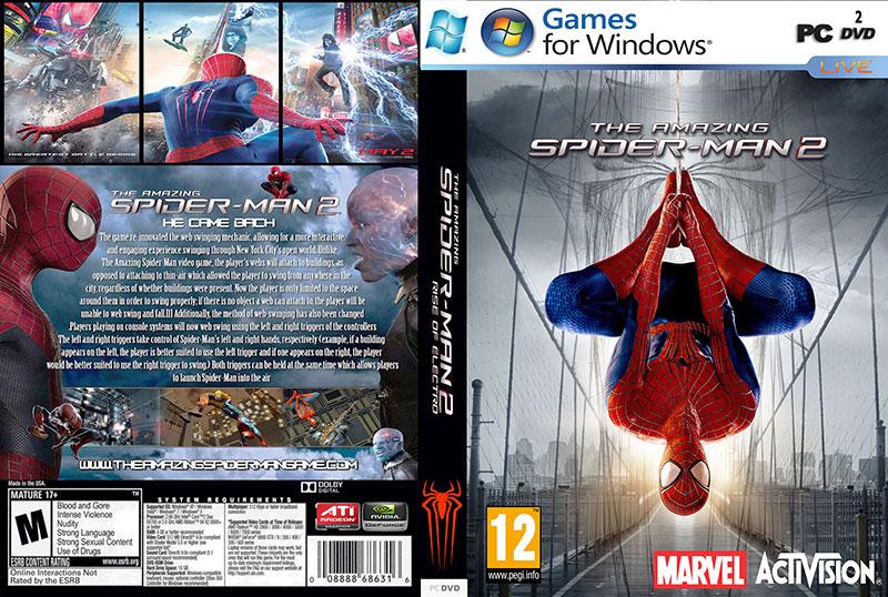 the amazing spider man 2 jpg