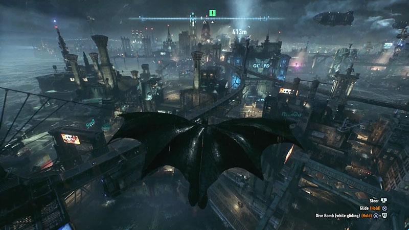 Batman Arkham Knight Game of the Year Edition 4 jpg