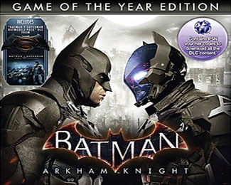 Tải game Batman Arkham Knight Game of the Year Edition full miễn phí