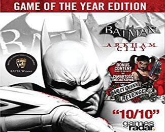 Tải Batman Arkham City Game of The Year Edition Full DLCs Free