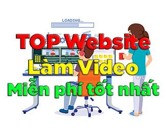 Top 11+ website chỉnh sửa video online miễn phí tốt nhất