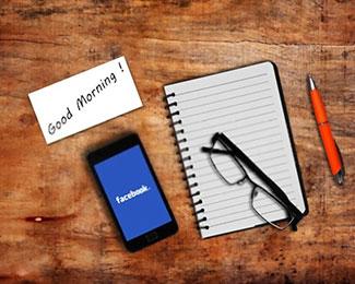 Cách viết note Facebook giao diện mới trên máy tính và điện thoại