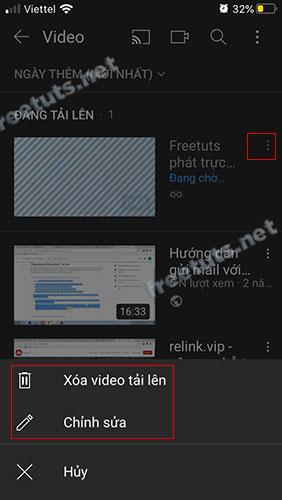 phat truc tiep youtube tren dien thoai 10 jpg