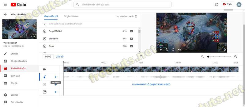 website ghep nhac vao video online 1 jpg