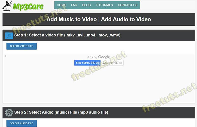 website ghep nhac vao video online 10 jpg