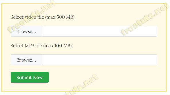 website ghep nhac vao video online 6 jpg