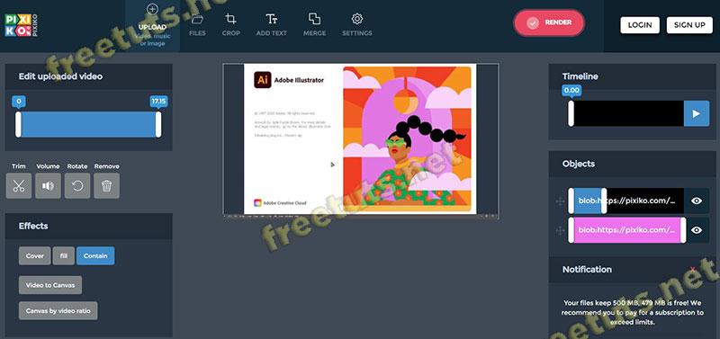 website ghep nhac vao video online 8 jpg