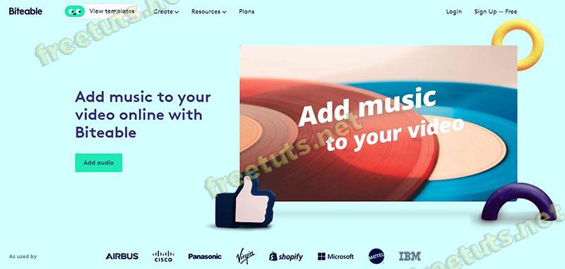 website ghep nhac vao video online 9 jpg
