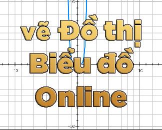 Vẽ đồ thị online đơn giản với 10 trang web miễn phí