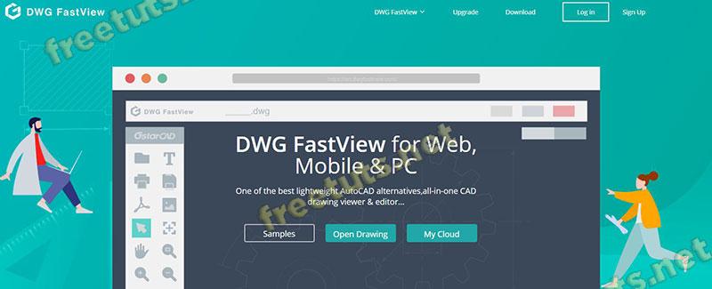trang web doc file dwg online 1 jpg