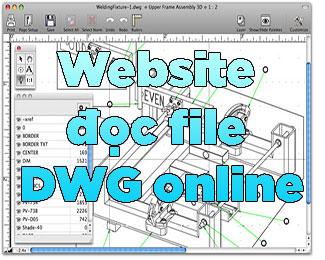 5 trang web đọc file DWG online - không cần cài phần mềm