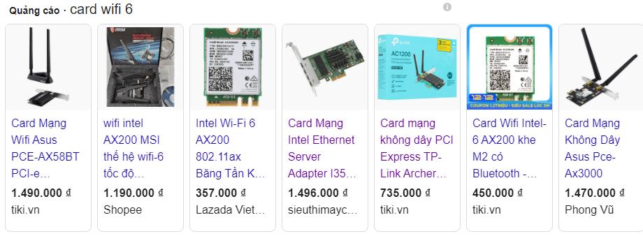 gia card mang wifi 6 png