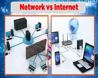 Mạng Internet là gì? Network là gì? So sánh cách hoạt động