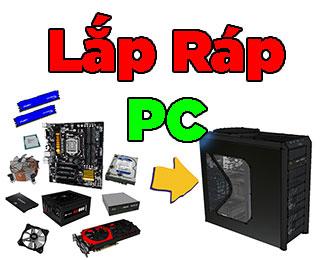 Cách lắp ráp phần cứng máy tính tại nhà (Case, CPU, RAM, SSD ..)