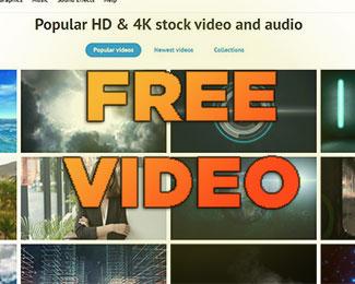Top 10 trang web tải video Stock miễn phí không bản quyền