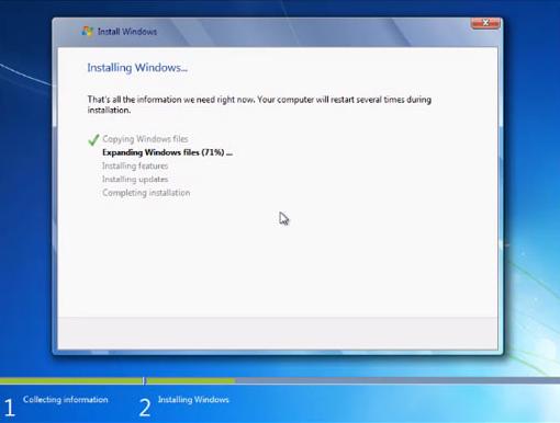cai win7 tren may ao VMware 27 png