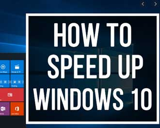 Chia sẻ 12 cách tăng tốc Windows 10 2021 cực kì hiệu quả