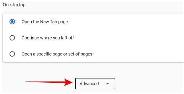 Advanced Settings in Chrome png