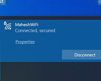 Cách kiểm tra tín hiệu Wi-Fi của bạn trên Windows 10