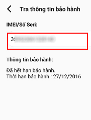 Check imei samsung 7 png