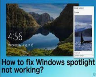 Cách sửa lỗi Windows Spotlight không đổi hình trên Windows 10