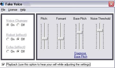 phần mềm thay đổi giọng nói khi livestream